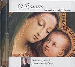 El Rosario: los 20 misterios del Rosario comentados y rezados. CD
