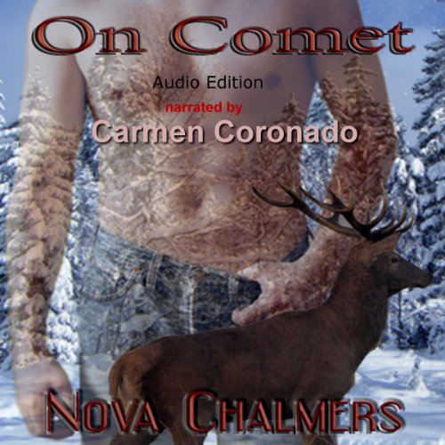 On Comet audiobook cover art