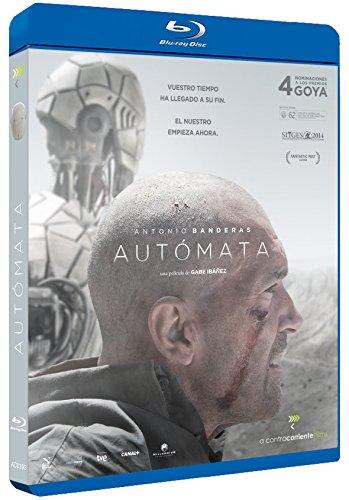 Autómata [Blu-ray]