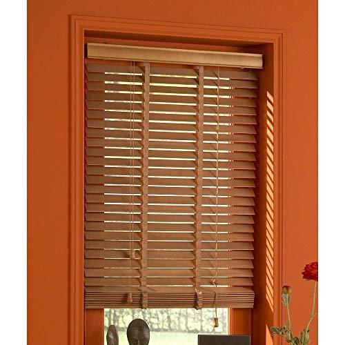 Fabricado en madera de roble claro, marrón, 75 cm de large sur 130 cm de haut