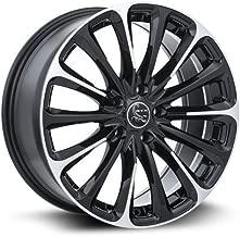 RTX Poison Wheels/Rims 16x7 inch 114.3 ET42 C/B 73.1 Black Machined Face