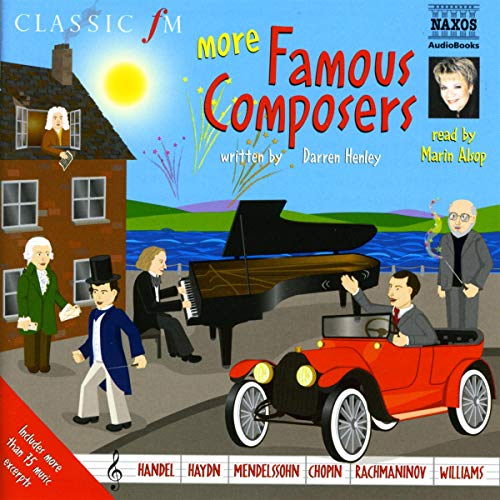 More Famous Composers cover art