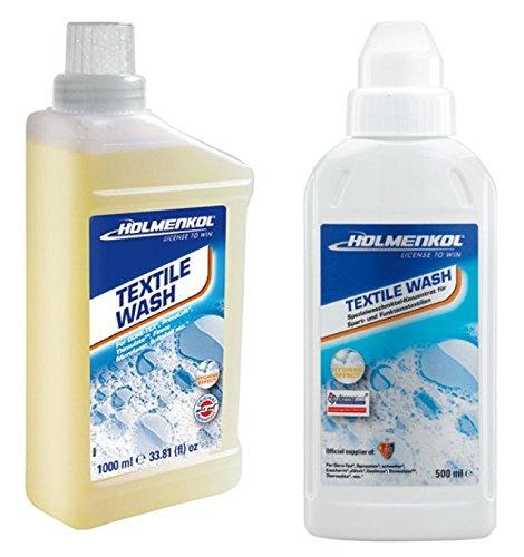 HOLMENKOL Textil Wash 1500ml Sport Waschmittel Jacke Hose Ski Joggen Outdoor