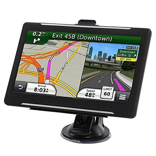 #N/A/a Sistema di Navigazione GPS per Camion da 7 Pollici, 8 GB 256 MB di promemoria della direzione di svolta vocale del Traffico, Lettore di aggiornamento - Africa