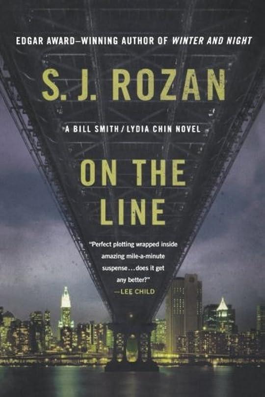 オーク赤シットコムOn the Line (Bill Smith/Lydia Chin)