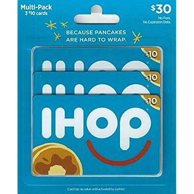 IHOP Gift Cards, Multipack of 3
