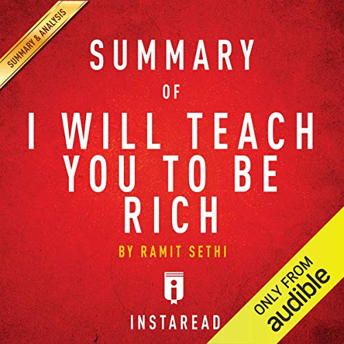 Summary of I Will Teach You to Be Rich: by Ramit Sethi | Includes Analysis Titelbild