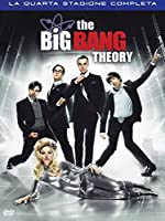 Big Bang Theory - Stagione 04 (3 Dvd) [Italian Edition]