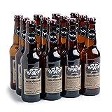 WOOF&BREW Bottom Sniffer Beer Case of 12 bottles