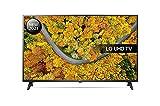 LG 55UP75006LF Televisor 139,7 cm (55') 4K Ultra HD Smart TV WiFi Negro