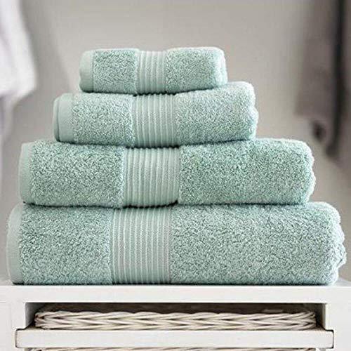 Deyongs Bliss Pima - Toalla de baño (100% algodón, 650 g/m²)