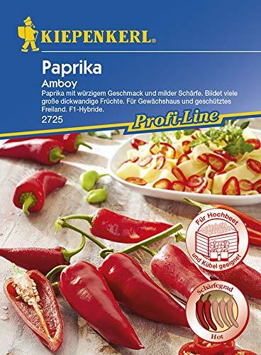 Paprika Peperoni Amboy