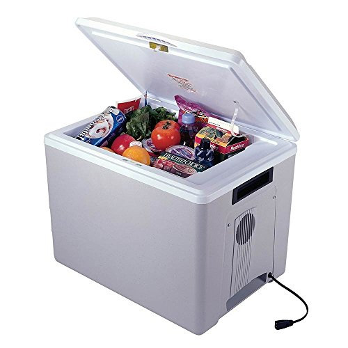 Koolatron P75 36-Quart Kool Kaddy Electric Cooler/Warmer, Light Grey