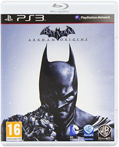 Warner Bros Batman: Arkham Origins, PS3 PlayStation 3 vídeo - Juego (PS3, PlayStation 3, Acción / Aventura, Modo multijugador, T (Teen))