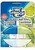 WC Frisch Duo Aktiv Spüler Limette & Minze