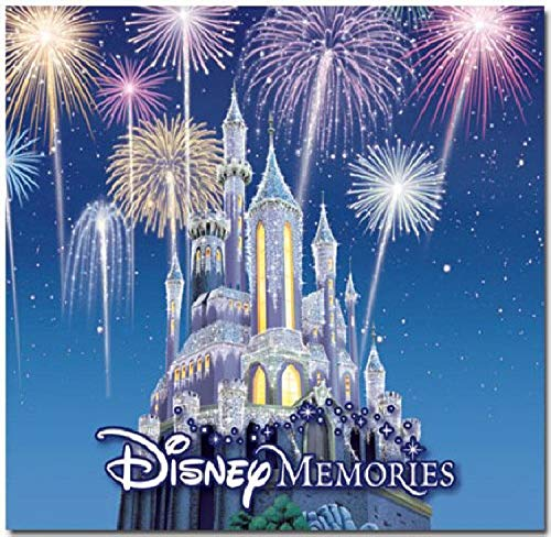 "Trends International Ricordi di Disney Postbound Scrapbook Album 12""X 12""-"