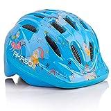 AKASO K1 Kids Bike Helmet Tiktok- CPSC Certified Toddler Bike Helmet Adjustable from Toddler to Youth Size, Ages 1-8 (Prince, Small)