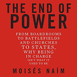 The End of Power cover art