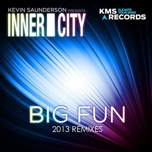 Kevin Saunderson & Inner City