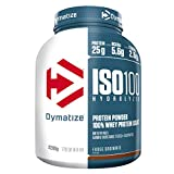Dymatize ISO 100 Fudge Brownie 2,2kg - Whey Protein Hydrolysat + Isolat Pulver