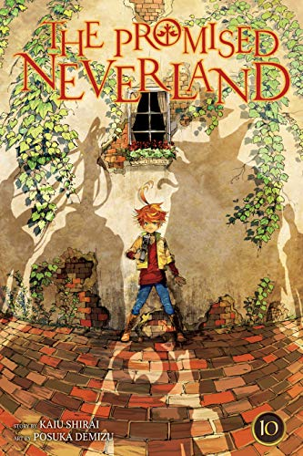 The Promised Neverland, Vol. 10: Rematch (English Edition) eBook ...