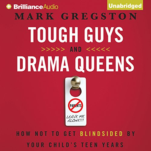 Tough Guys and Drama Queens  cover art