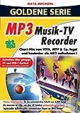 MP3 Musik-TV-Recorder [Importación alemana]