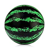 Inflatable Water Walking Watermelon Diving Ball Pool,Pool Dive Ball with Valve,Pool Ball,Game for Teen, or Kids or Adults, Inflatable Pool Ball (Green)