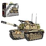 OviTop M60 Panzer Tank Panzerwagen Bausteine Modell Konstruktionsspielzeug - 1753 Teile