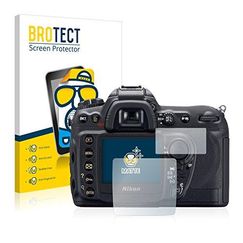 BROTECT Protector Pantalla Anti-Reflejos Compatible con Nikon D200 (2 Unidades) Pelicula...