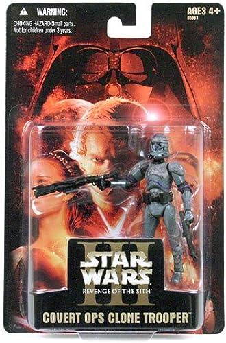 Hasbro Covert Ops Clone Trooper Star Wars Shop Exclusif