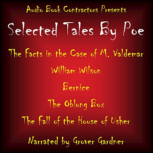 Couverture de Selected Tales by Edgar Allan Poe