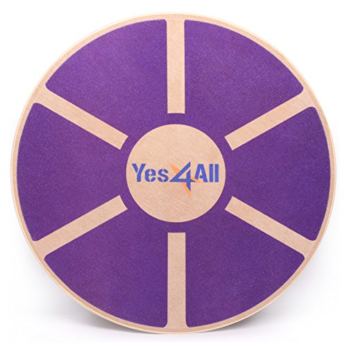Yes4All Exercise Training Balance Board Review