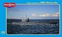 英国サブマリンHMS METEORITE 1/350 マイクロミール 350-020