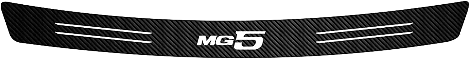 AMYMGLL Dedicated for Clearance SALE! Limited time! MG 5 Car Scuff Max 66% OFF Plate Trim Guard Protectors
