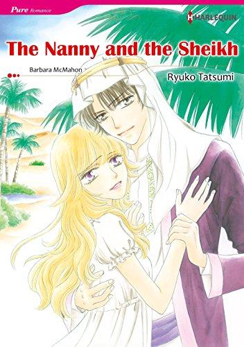 The Nanny and the Sheikh: Harlequin comics (English Edition)