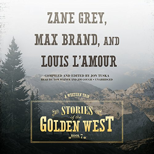 Stories of the Golden West, Book 7 copertina