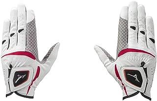 MIZUNO(ミズノ) ゴルフグローブ ダブルグリップ 2020年モデル メンズ 左手用 人工皮革+シリコーンプリント加工×合成皮革 21~26cm 5MJML051