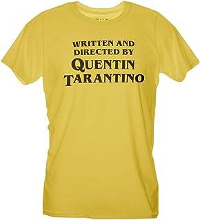 Felpa Girocollo Titolo di Coda Regia Quentin Tarantino Choose ur Color Film