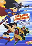 La Liga De La Justicia En Acción Temporada 1 Parte 2 [DVD]