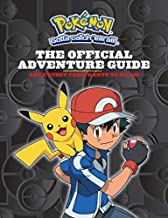 The Official Adventure Guide: Ash's Quest from Kanto to Kalos (Pokemon)