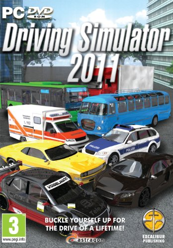 driving simulator 2011 (PC) (UK)