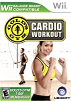 Gold's Gym Cardio Workout / Game