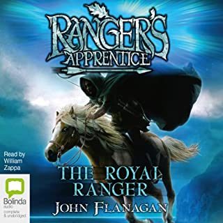 The Royal Ranger cover art