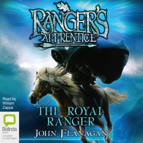 The Royal Ranger audiobook cover art