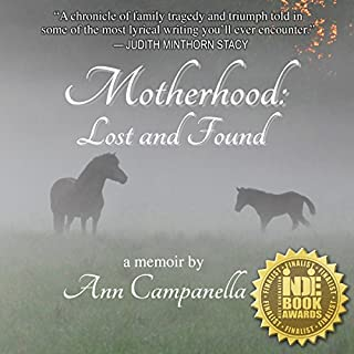 Motherhood: Lost and Found audiobook cover art