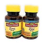 Nature Made Zinc 30 mg Tabs - 30 mg - 100 ct - 2 pk