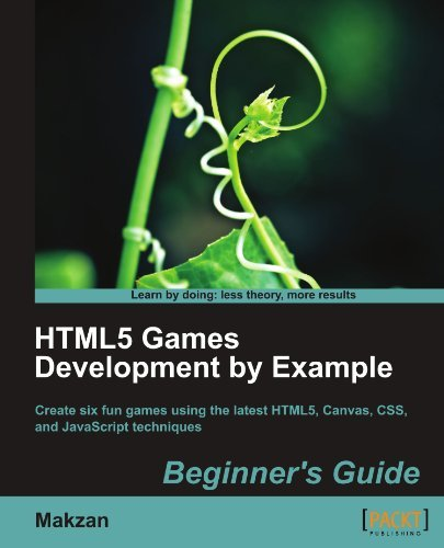 HTML5 Games Development by Example: Beginner's Guide by Makzan (2011-08-25)