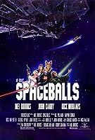 Spaceballs映画ポスター27x 40、Mel Brooks、ジョン・キャンディ、Rick Moranis、A、Made in the U。S。A。