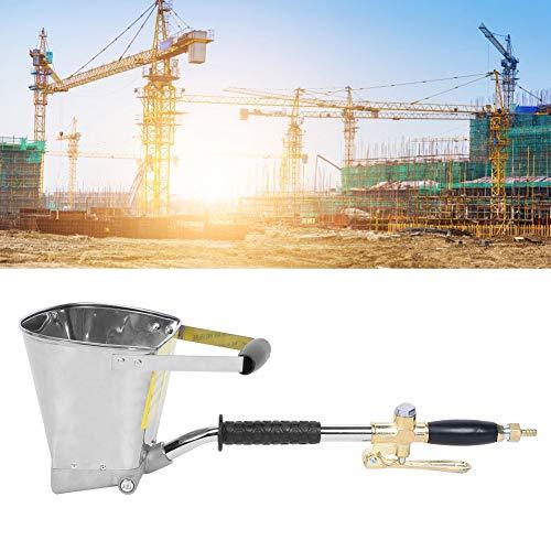 NATRUSS Ahorre Mano de Obra, máquina de pulverización, pulverizador de Cemento, Exterior de Aluminio para renovación de viviendas, Sitio de construcción Interior